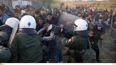 ΕΥΡΩΚΟΙΝΟΒΟΥΛΕΥΤΙΚΗ ΟΜΑΔΑ ΤΟΥ ΚΚΕ: Καταδικάζει την καταστολή και τον εγκλωβισμό προσφύγων με ερώτηση στην Ευρωπαϊκή Επιτροπή