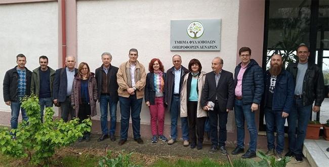 Στην Ημαθία περιόδευσε ο υποψήφιος περιφερειάρχης Χρήστος Γιαννούλης