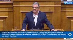 Δ. Κουτσούμπας:Ο ΣΥΡΙΖΑ πιάνει το νήμα από ΝΔ και ΠΑΣΟΚ και ολοκληρώνει το έγκλημα στο σχολείο