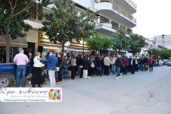 Έγιναν τα  εγκαίνια του εκλογικού κέντρου της ΩΡΑ ΕΥΘΥΝΗΣ στην Αλεξάνδρεια