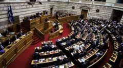 Ψήφο εμπιστοσύνης έλαβε η κυβέρνηση από 153 βουλευτές