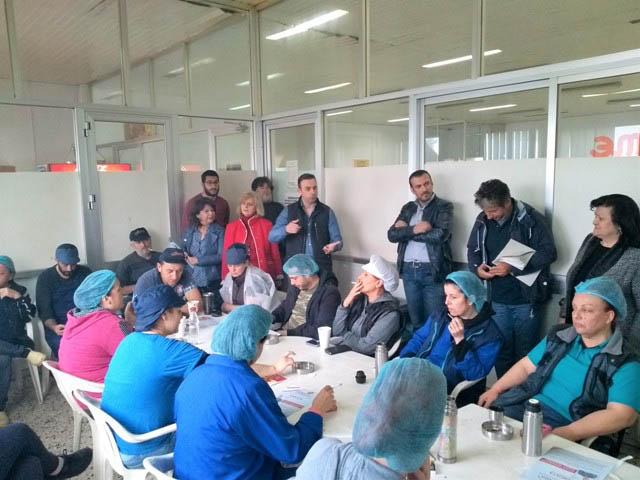 Η επίσκεψη στη Βέροια του υποψήφιου Περιφερειάρχη Κεντρικής Μακεδονίας με τη «Λαϊκή Συσπείρωση» Σωτήρη Αβραμόπουλου