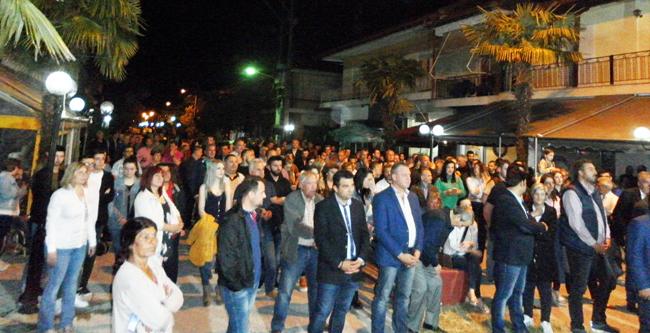 Κώστας Ναλμπάντης: Ψήφο αλλαγής πορείας απ το Πλατύ